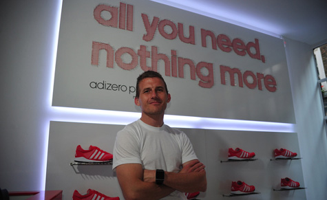 James Adidas