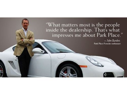 The Porsche Customer Experience